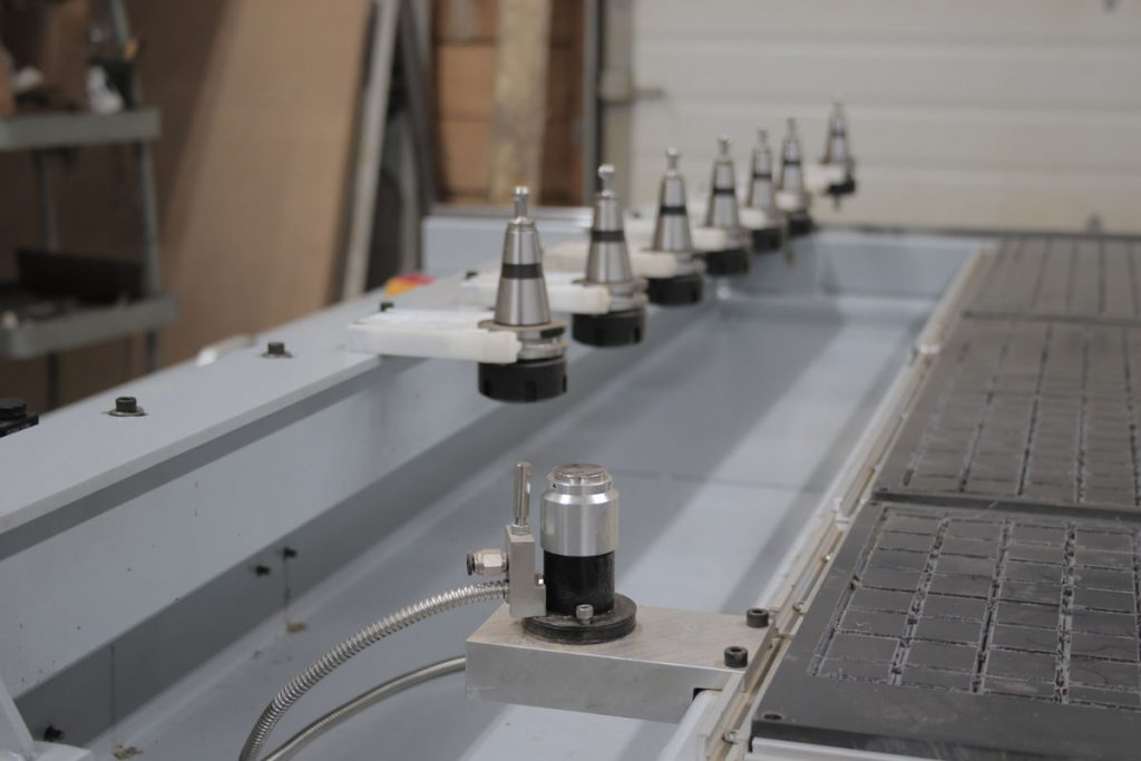 CNC Router Automatic Tool Changer Bits