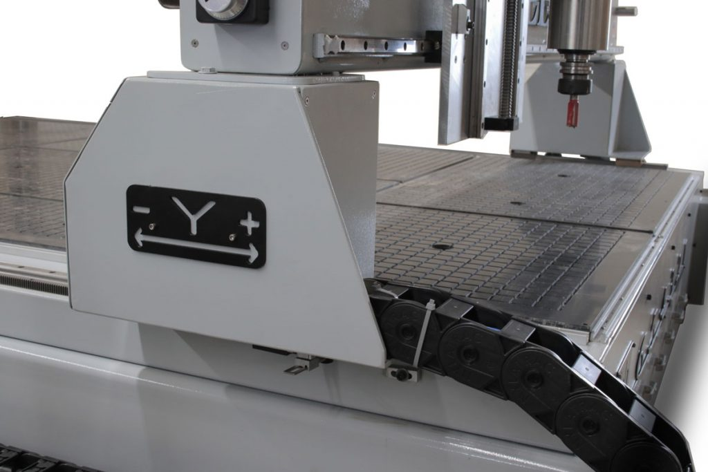 CNC Router - POS - Table and Cutter