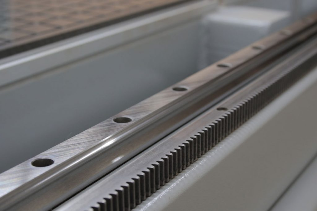 CNC Router - Recirculating Square Style Linear Bearings