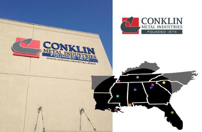 Conklin Industries - CNC Machine Customer Portfolio