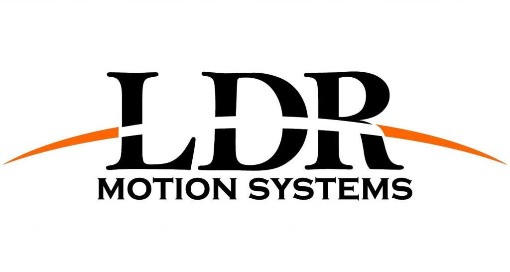 LDR Motion Systems Logo - Transparent